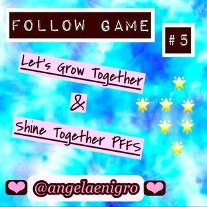 *FOLLOW GAME #5*